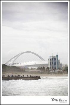 Durban, Moses Mabhida stadium by Dori Moreno Dory, Life Photography, Prints, Travel, Image, Viajes, Destinations, Traveling, Trips