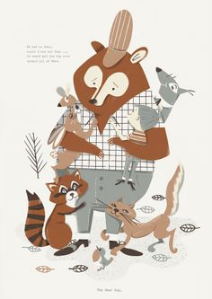 Bear Hug on Behance