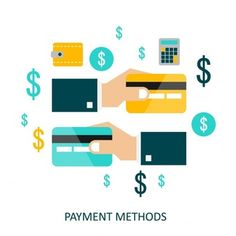 Image result for image paying with credit card illustration