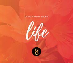 Digital Desktop Download - Live your best life