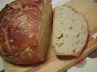 As Minhas Receitas: No - Knead Bread: O pão mais Fácil do Mundo!
