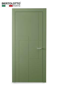 Porte Interne Incise Bertolotto Flush Door Design, Single Door Design, Front Door Design Wood, Room Door Design, Wooden Door Design, Main Door Design, Entry Way Design, Interior Door Styles, Door Design Interior