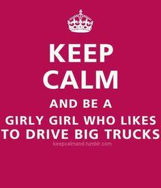 Girly Girl - Trucks