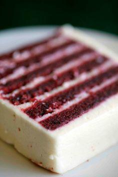 Red Velvet Cake #lgobakeshop
