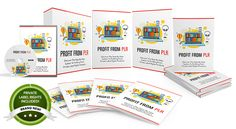 Profit From PLR - Review, Bonus - Profit From PLR Ebook - http://www.marketingsharks.com/2017/04/23/profit-plr-review-bonus-profit-plr-ebook/ Profit From PLR  #Profit From PLR – Review, Bonus – #Profit From PLR Ebook Profit From #PLR – Review, Bonus – Profit From PLR Ebook – Discover the step by step system to profiting from private label rights products. Newbie friendly no prior online experience required This is SEVEN BUCKS!!!! Profit From PLR