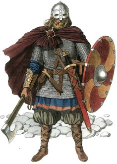 Viking Armor, Medieval Armor, Viking Age, Medieval Fantasy, Vikings, Viking Culture, Dnd Art, Art Station, Anglo Saxon