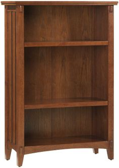 Artisan Bookshelf - Open Bookcases - Bookcases | HomeDecorators.com