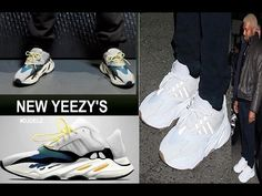 Kanye West adidas Yeezy Runner 2017 Shoes FIRST LOOK