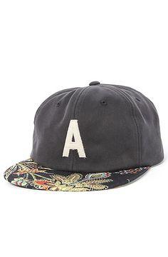 Snapback Fashion Blog Altamont Men s The Fauna Snapback in Black 343d0f79db36