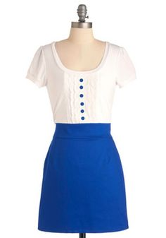 Jubilantly Yours Dress, #ModCloth. I need this. Today. Right now. It's so cute