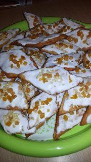 Sardegna un Mare di Gusto: PABASSINAS Ingredienti per 30 biscotti: ... per l...