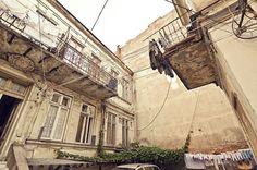 Via București Casă de secol XIX pe Calea Moșilor, a aparținut negustorului evreu Leon Lobel și a fost proiectată de arhitectul A. I. Rosescu. Romania, Environment, Beauty, Bucharest, Beauty Illustration