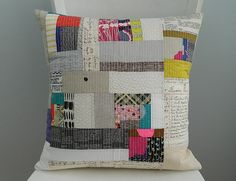PTS pillow from Amber {received} | Flickr - Photo Sharing!