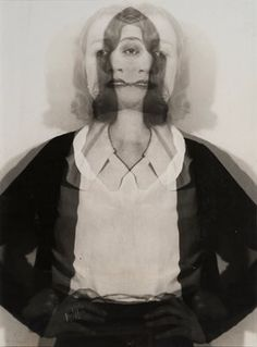 Double Exposure, 1932Having moved to Amsterdam, and using the pseudonym Jan Bloomfield, he began taking photographs outside of his job selling handbags