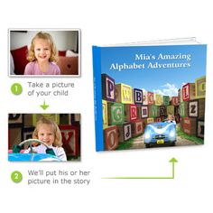 My Amazing Alphabet Adventures - getting this for part of his gift!