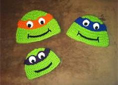 teenage mutant ninja turtle crochet afghan - Bing Images
