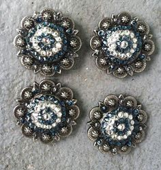Bling conchos!