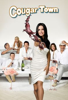 Cougar Town, 2010-2015 // Almost awesome all the way through, could have used more Bobby in the last season.