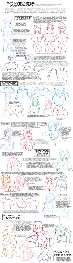 How to Draw Manga: August 2013