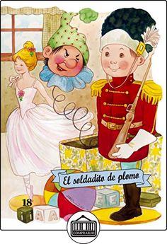 El soldadito de plomo (Troquelados clásicos) de Hans Christian Andersen ✿ Libros infantiles y juveniles - (De 3 a 6 años) ✿