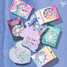 Fake Nails For Kids, Nail Art For Girls, Girls Nails, Toys For Girls, Tween Girls, Makeup Kit For Kids, Kids Makeup, Spa Tag, Girls Nail Designs