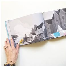 """""""I can never resist a beautiful wordless picture book (plus you can drag the story out or whip through it in 2 minutes flat). This new one, FLOAT, is a…"""""""