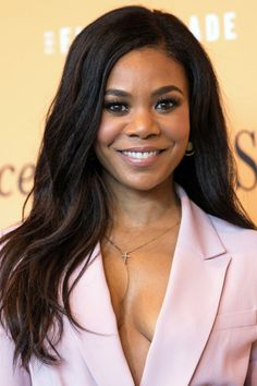 20 Celebs Over Age 40 Who Prove Long Hair Has No Age Limit - 20 Celebs Over Age 40 Who Prove Long Hair Has No Age Limit Celebrities Over 40 With Long Hair – Celebrities Long Hair Photos Regina Hall, Beauty Routine Planner, Beauty Routines, Skincare Routine, Black Girl Magic, Black Girls, Hair Removal, Celebrity Long Hair, Meagan Good