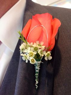 #boutonniere #roses #wedding #weddingflowers #flowers #florist #georgiaflorist #flowers #bride #georgia #freeconsultation #itsyourparty