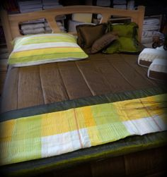 Sheets Bed, Furniture, Home Decor, Decoration Home, Stream Bed, Room Decor, Home Furnishings, Beds, Home Interior Design