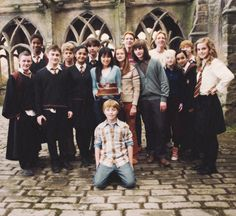 They've all grown up so much!