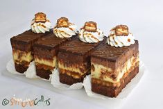 Snickers Cheesecake, Cheesecake Cake, Craving Sweets, Homemade Cakes, Cheesecakes, Food Cakes, Nutella, Cravings, Cake Recipes