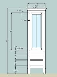 Image result for chimney cupboard plans free