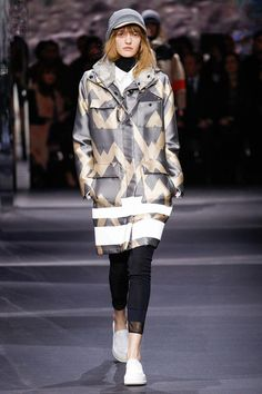 Moncler Gamme Rouge | Autumn/Winter 2014/2015 Ready-to-Wear Collection | Style.com