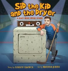 """Read """"Sid the Kid and the Dryer A Story About Sidney Crosby"""" by Lesley Choyce available from Rakuten Kobo. Milton the washing machine and W. (Whirlpool) the dryer are being delivered to a new home in Cole Harbour, Nova Scoti. Hockey Girls, Hockey Mom, Ice Hockey, Hockey Players, Sport Hall, Pittsburgh Penguins Hockey, Reading Stories, Sidney Crosby, Amigurumi"""