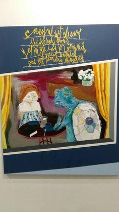 "Saatchi Online Artist: Woo, Kukwon; Oil, Painting ""Turtle the Apostle"", 2015"