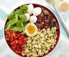 Crozifrais aux légumes du soleil : Recette de Crozifrais aux légumes du soleil - Marmiton