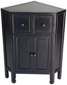 corner linen cabinet - Google Search