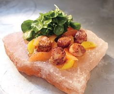 Raw Edge Himalayan Salt Roasting Slab