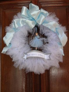 'Once Upon A Time..' wreath
