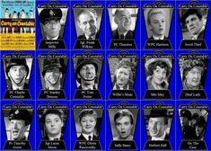Carry On Constable 1960  nikolaitradingcards