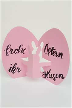 Schnelle Osterkarten in 10 Minuten basteln - Frohe Ostern ihr Hasen How to make quick Easter cards i Valentine's Cards For Kids, Diy For Kids, Crafts For Kids, Valentines Day Decorations, Valentine Day Crafts, Diy Décoration, Valentine's Day Diy, Boyfriend Gifts, Happy Easter