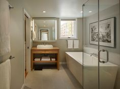 river pewter benjamin moore | Image by Rasmussen / Su Architects found on Houzz .