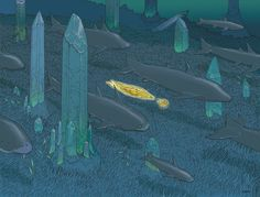 Back in Jean Giraud, better known as Moebius, was commissioned by Hermès to create nine illustrations for a campaign called Voyage d'Hermès. The work is unabashedly Moebius with basically no … Jean Giraud Moebius, Moebius Art, Alien 1979, Frank Cho, Mike Deodato, Blue Exorcist, Comic Book Artists, Comic Artist, Banksy