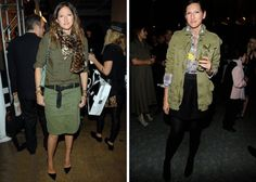 THE FASHION PACK: JENNA LYONS | My Daily Style en stylelovely.com