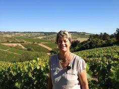 Domaine Clotilde Davenne  « Mes vins sont vite prêts à boire, dans un style qui privilégie l'expression charnue du fruit de chaque cépage en harmonie et sur l'expression des terroirs. » © Clotilde Davenne #SecretsAuxerre