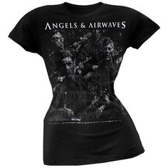 Angels & Airwaves - Soldier Juniors T-Shirt