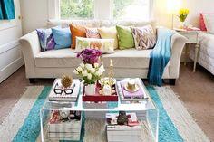 Shop the Room: Jesica's Mix & Match Living Room