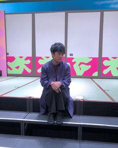 귀여워!! 나캄사마도 사진 많이 올려주심 좋을텐데...皆様、油断は禁物ですよ♪ 「フェス松さん`18」より、もう1ショット!因みに前振りが分かった方は流石です(-^□^-)#おそ松さん #フェス松さん #福山潤 Takahiro Sakurai, Actors, Voice Actor, The Voice, My Love, Sexy, Jun Fukuyama, Jesus Christ, Game
