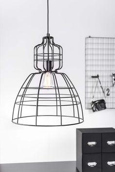 KARWEI | Industrial Lighting, Home Lighting, Interior Design Advice, Interior Decorating, Hallway Inspiration, My Room, Lamp Light, Home Goods, Sweet Home