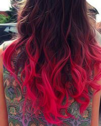 When I'm not in the Navy anymore, I so want to do this with my hair.